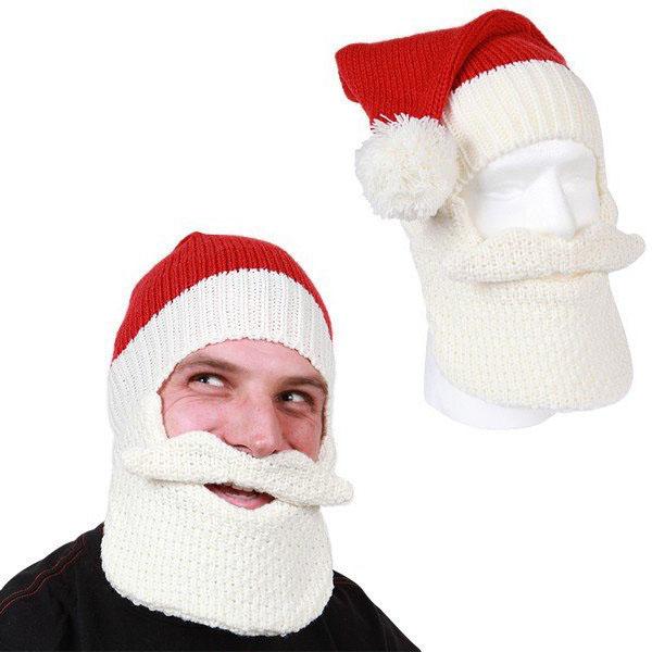 d5be3024774e1 Santa Beard Head Hat