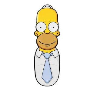 Santa Cruz Simpsons The Homer Deck
