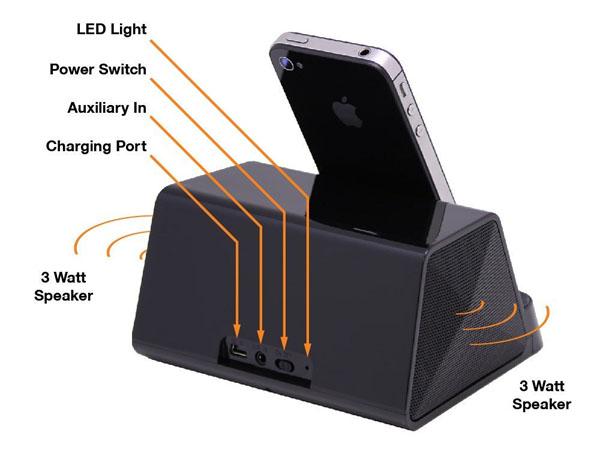 Satechi Divoom iFit-2 Speaker