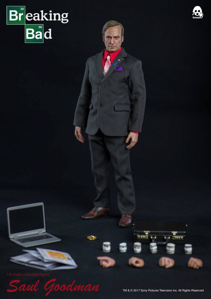 Saul Goodman Breaking Bad Figure