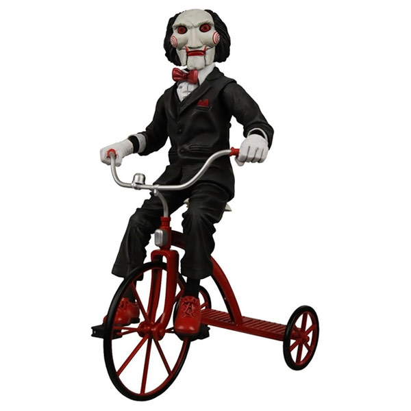 Saw Billy the Puppet Talking Figure