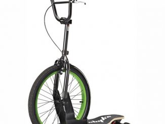 Sbyke P-20 Scooter Skateboard Bike Hybrid