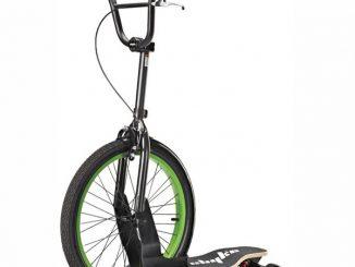 Sbyke P-20 Scooter Skateboard Bike Hybrid