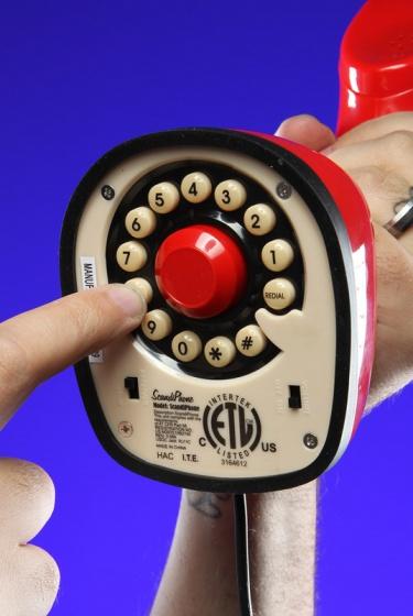 Scandiphone Retro Telephone
