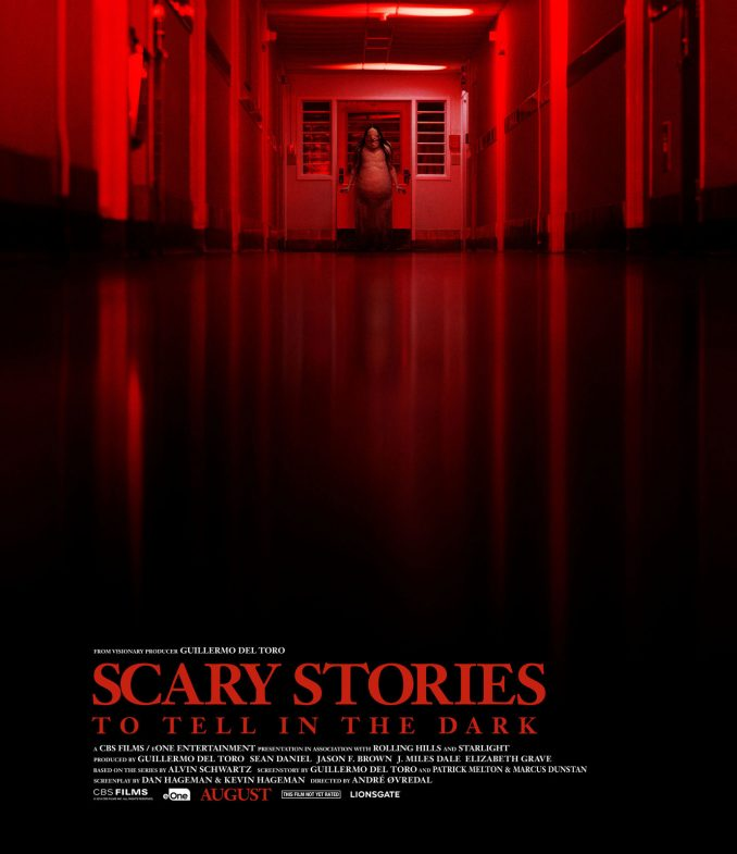 Scary Stories to Tell in the Dark Teaser Poster