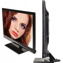 Sceptre 24 Inch LED HDTV Built In DVD Player