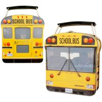 School Bus Sandwich Lunch Box