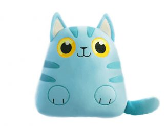 Schrödinger's Cat Soft Plush Toy