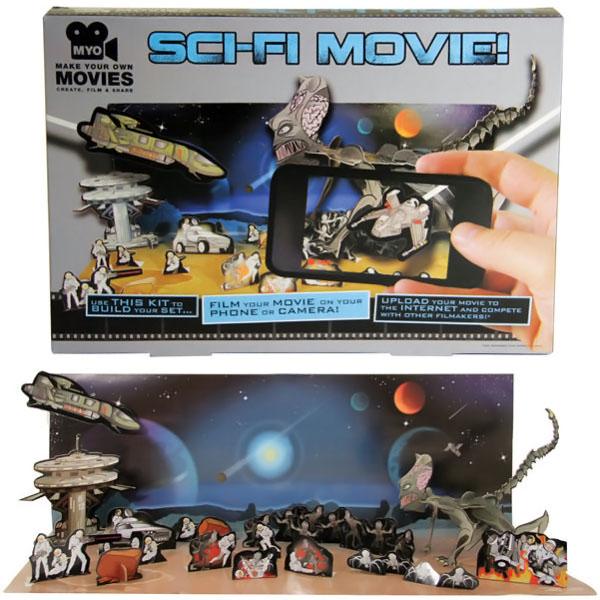 Sci-Fi Movie Making Kit