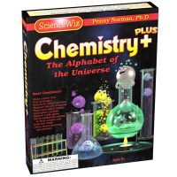 Science Wiz Chemistry Plus Experiment Kit