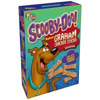 Scooby-Doo! Baked Graham Cracker Sticks