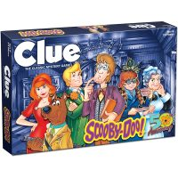 Scooby Doo Clue Board Game Box