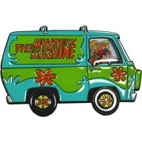 Scooby Doo Mystery Machine Buckle