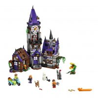 Scooby Doo Mystery Mansion LEGO Set 75904
