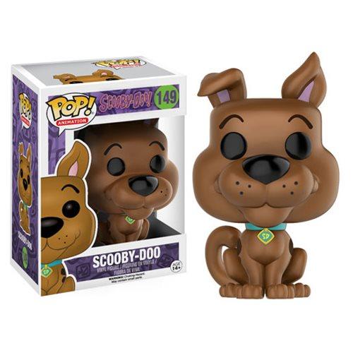 Scooby Doo Pop Vinyl Figures