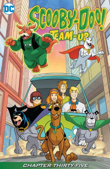 Scooby Doo Team Up 35