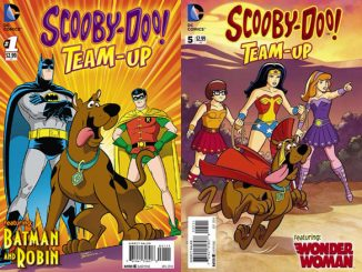 Scooby-Doo Team-Up Comic Books