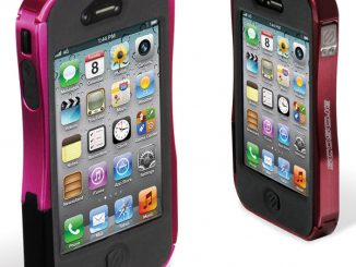 Scosche RAILkase for iPhone 4