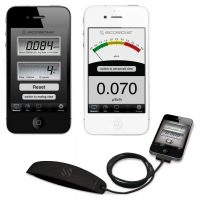 Scosche RDTX Portable Radiation Detector for iPod and iPhone