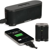 Scosche boomSTREAM Wireless Media Speaker