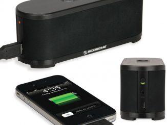 Scosche boomSTREAM Wireless Media Speaker