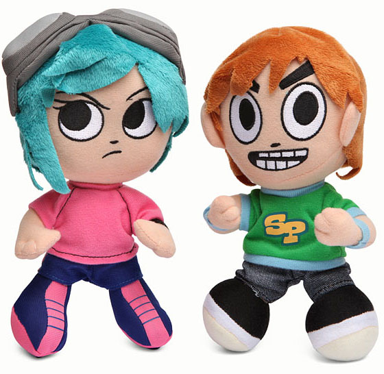 Scott Pilgrim Plush