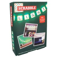 Scrabble Party Lights