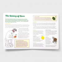 Scratch & Sniff Book of Weed Inside