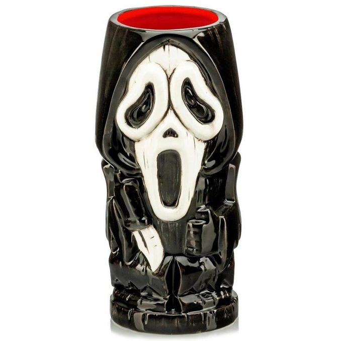 Scream Ghostface Geeki Tikis