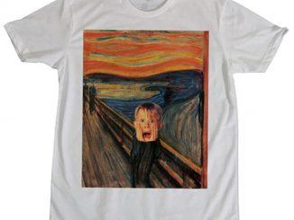 Scream Home Alone T-Shirt