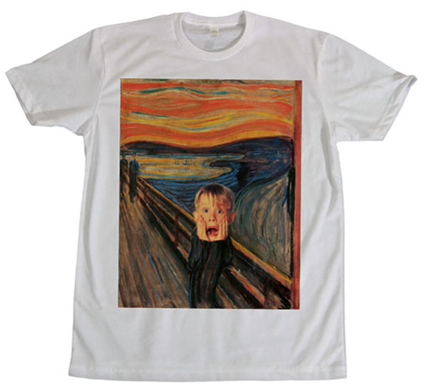 Scream Home Alone T-Shirt