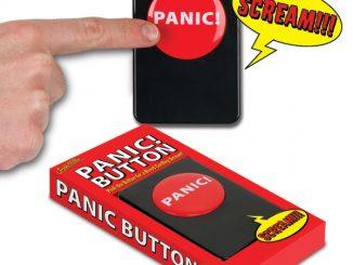 Screaming Panic Button