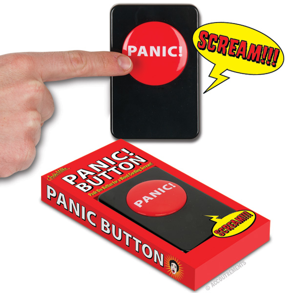 Screaming Panic Button