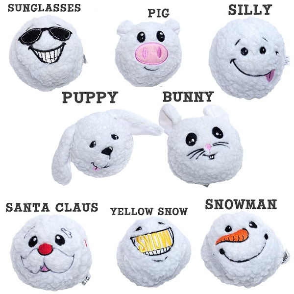 Screaming Snowballs!