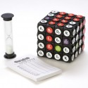 Scruble Cube is a Rubik's Cube with Scrabble