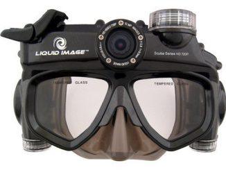Scuba Series 318 Underwater Digital Camera Video Mask