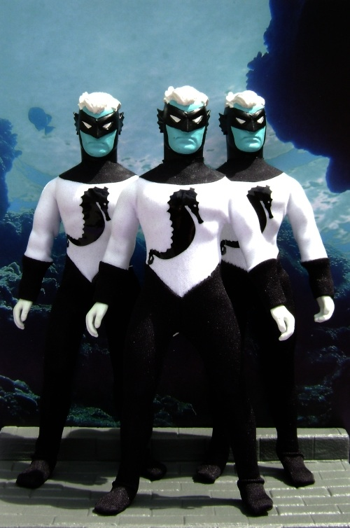 Sea Ghost Action Figure