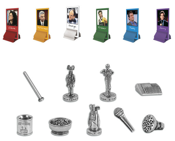 Seinfeld Clue Collector's Edition Game