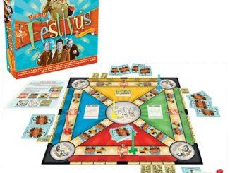 Seinfeld Happy Festivus Board Game