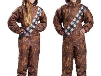 Selk'bag Chewbacca Wearable Sleeping Bag
