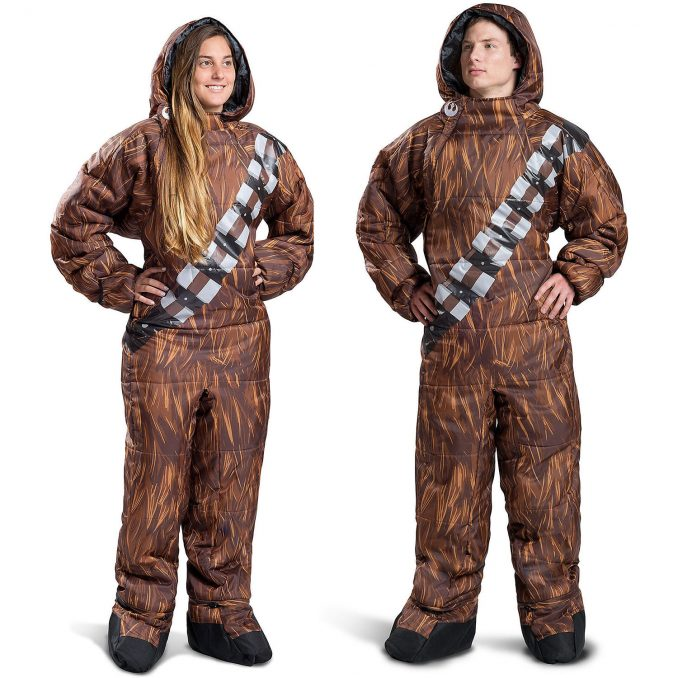 Selk'bag Chewbacca Wearable Sleeping Bag