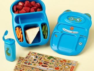 Sent Packing Lunch Bins