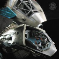 Serenity 1:250 Scale Cutaway Replica Cockpit