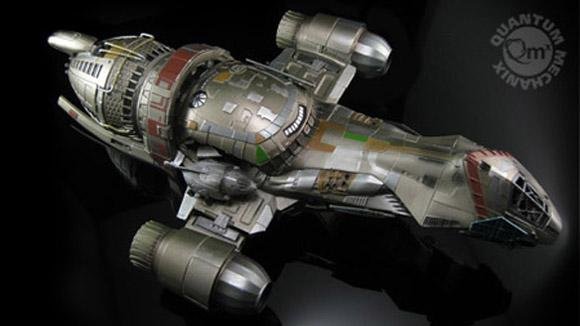 Serenity 1:250 Scale Cutaway Replica