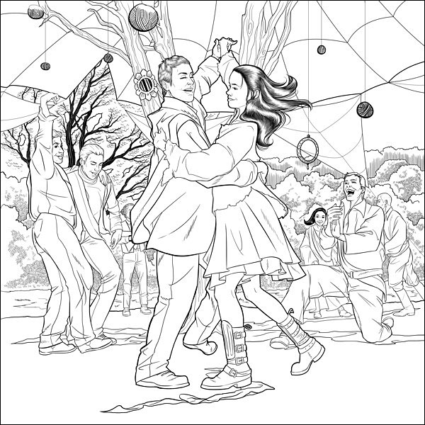serenity coloring pages - serenity adult coloring book
