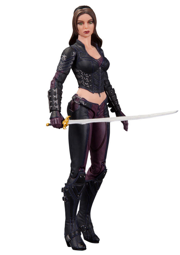 Series 4 Talia Al Ghul Action Figure