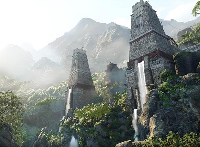 Shadow of the Tomb Raider Paititi