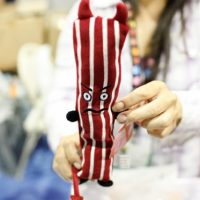 Shaky Bacon Toy