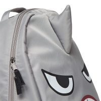 Shark Attack Backpack Detail