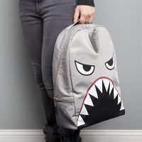 Shark Attack Backpack Hold